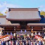 初詣東京都内の穴場おすすめ神社ランキング!混雑が少ない神社と時間帯!